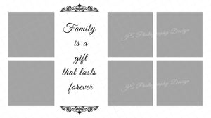 Family Sayings (4 sizes included)
