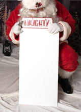 "Load image into Gallery viewer, Santa ""Digital Backdrop"" - Santa Up Close (5 images bundle)"