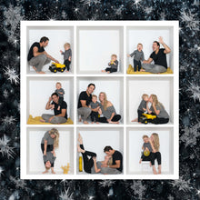 Load image into Gallery viewer, Christmas Border Bundle (snowflakes)