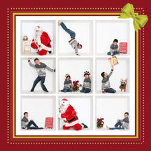 Load image into Gallery viewer, Christmas Border Bundle for your Box templates