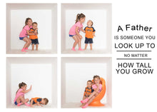 Load image into Gallery viewer, Father's Day card template - 4 designs and various sizes