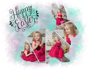 Easter Bunny Templates - Little Miss (mister) cotton Tail