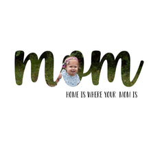 Load image into Gallery viewer, Mom Mother's Day word art template