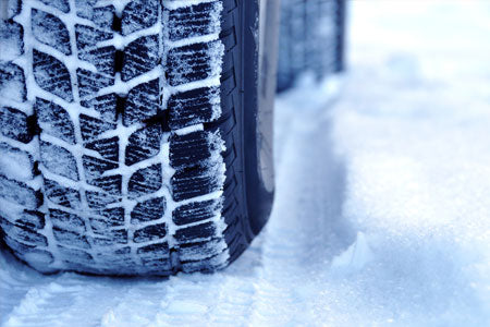 Driving in winter? Be prepared and stay safe...