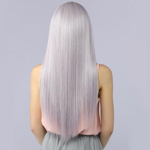 where can i find a really good medium length purple ombre shag wig-mildwild