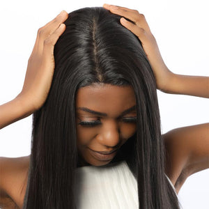 synthetic natural hair wigs | Mildwild