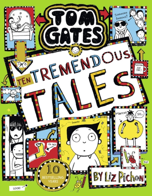 Tom Gates 18: Ten Tremendous Tales