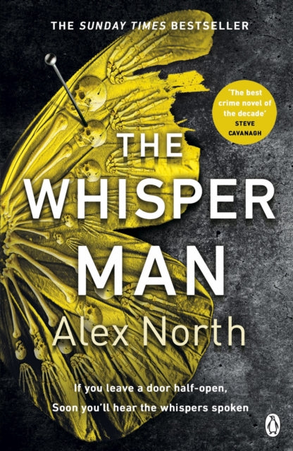 The Whisper Man : The chilling must-read Richard & Judy thriller pick