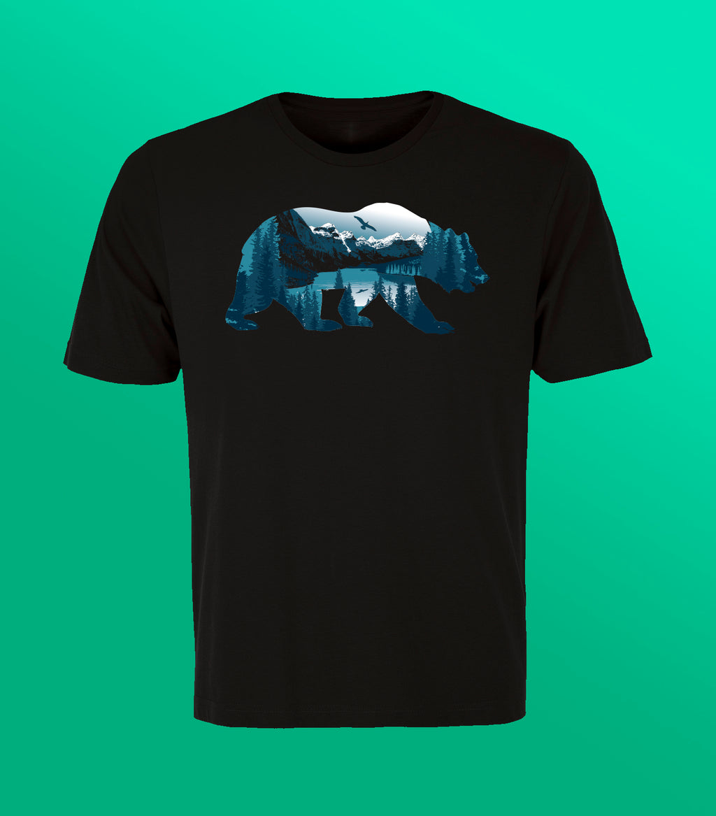 Printed Bear T-shirt