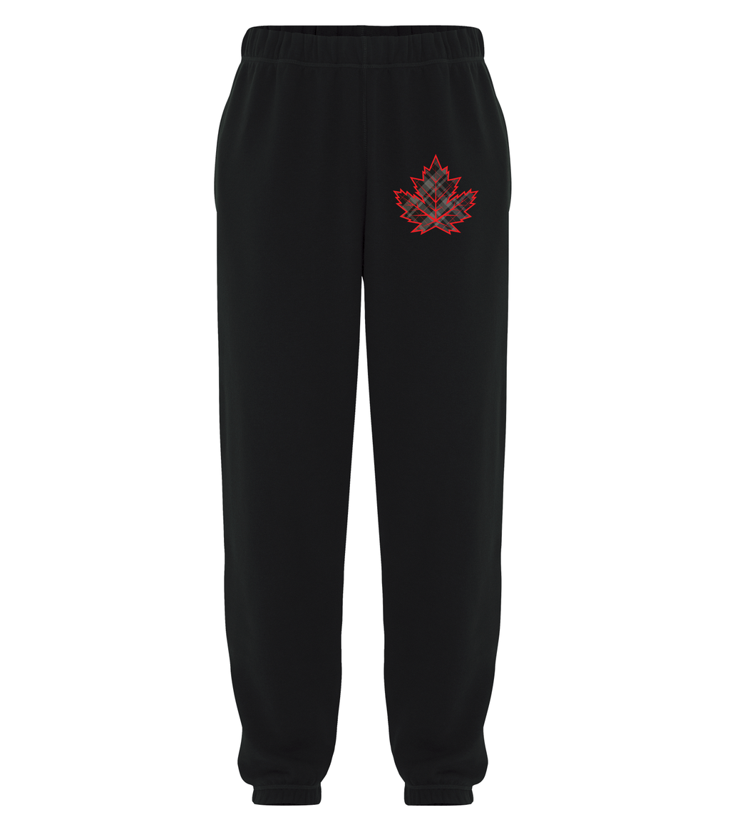 Premium Maple Leaf Sweatpants