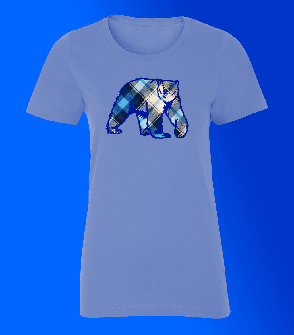 Ladies Premium Polar Bear T-Shirt
