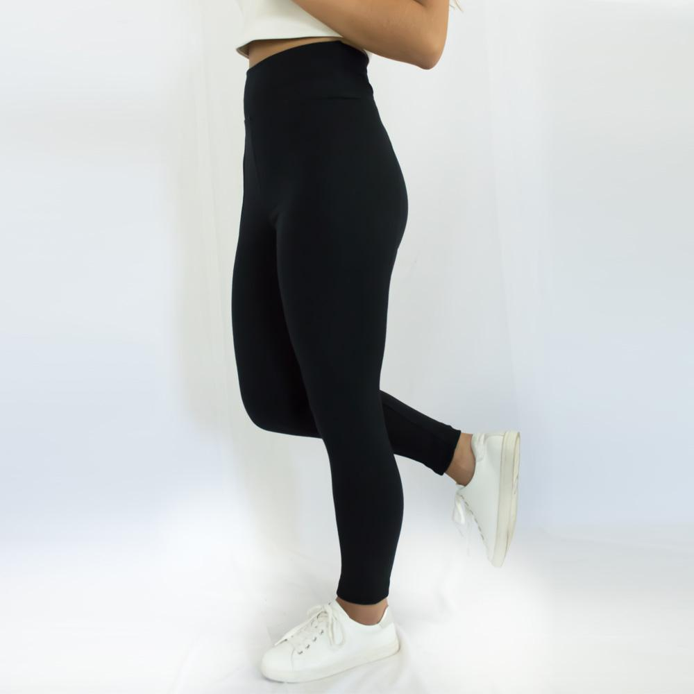 Leggings Basic Negra