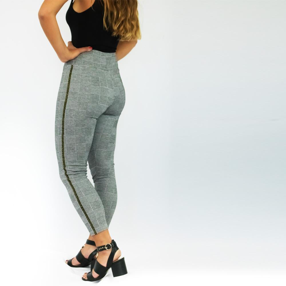 Leggings Galesa Gris