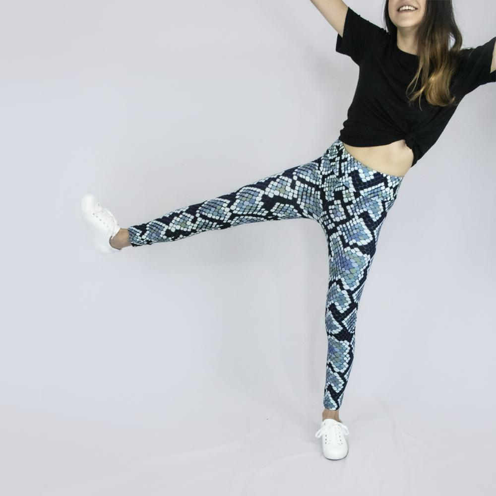 Leggings Snake