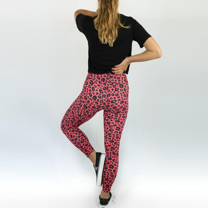 Leggings Leopared