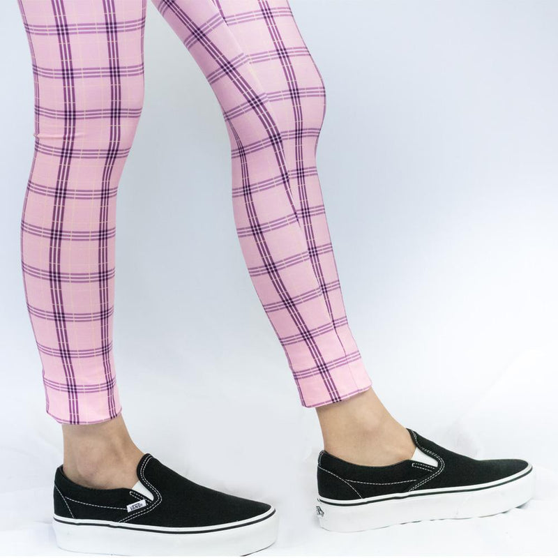 Leggings Cuadros