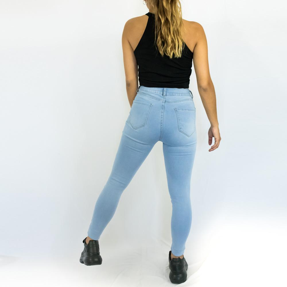 Jeggings Basij Celeste