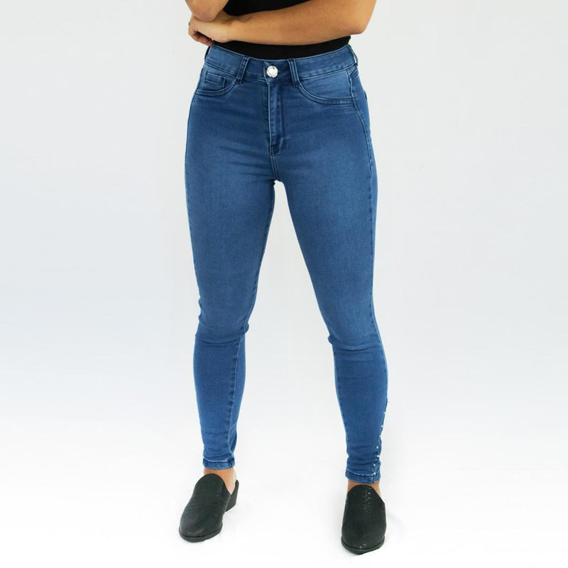 Jeggings Botob Azul Claro