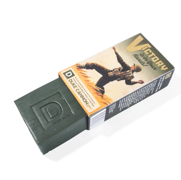 LIMITED EDITION WWII-ERA BIG ASS BRICK OF SOAP - VICTORY - The Roman