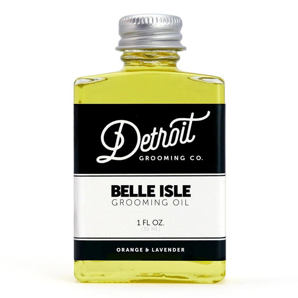 Beard Oil Belle Isle 1 oz. Bottle - The Roman