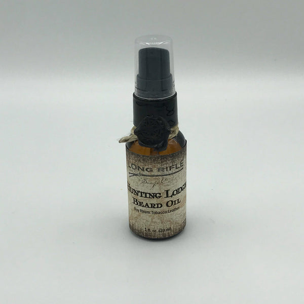 Hunting Lodge Beard Oil - The Roman