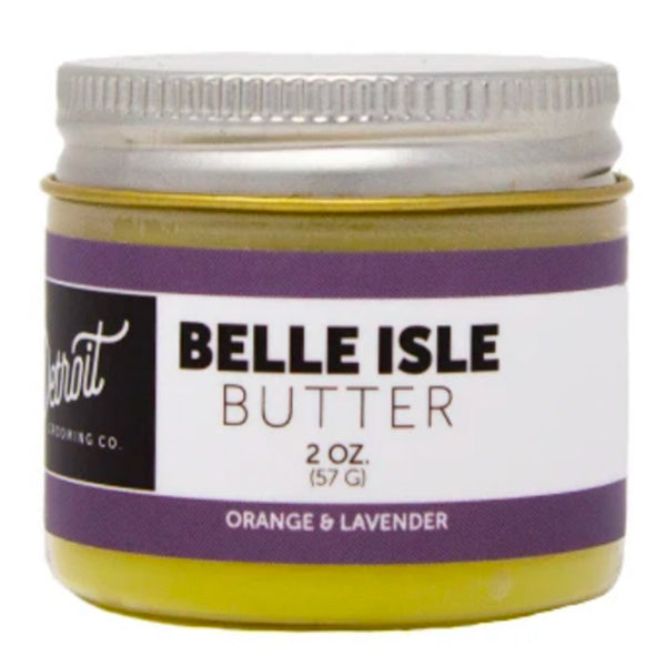 Beard Butter Belle Isle All-Natural 2 oz. - The Roman