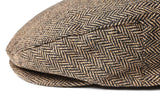 Hooligan Snap-Cap Brown/Khaki - The Roman