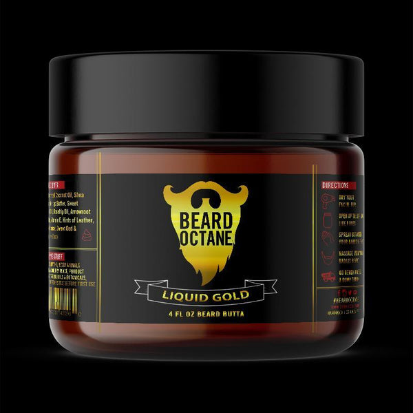 LIQUID GOLD BEARD BUTTA - The Roman