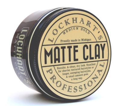 Professional Matte Clay - The Roman
