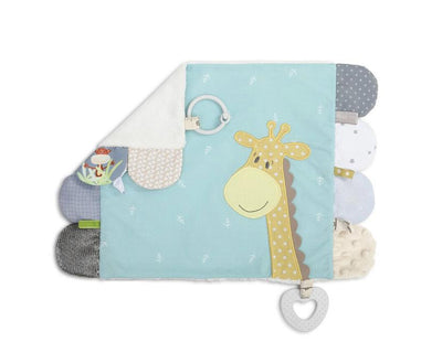 Mommy & Me Activity Blankie - Fab Vila