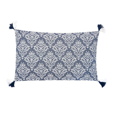 Lottie Indigo Pillow - Fab Vila