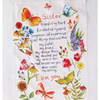 Sister's Poem Tea Towel - Fab Vila
