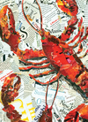 Lobstah, 500 piece puzzle - Fab Vila