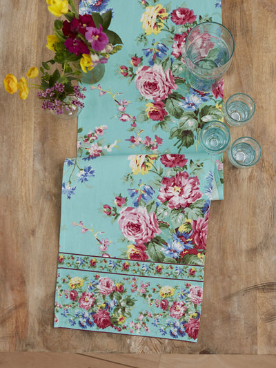 Cottage Rose Runner - Fab Vila