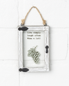 Ornament -Live simply Laugh often Wine a lot! - Fab Vila