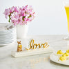 Love sign by Nora Fleming - Fab Vila