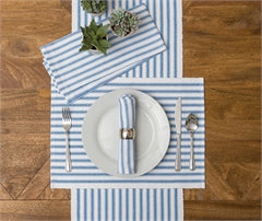 Ticking Stripe Placemat S/4 - Fab Vila