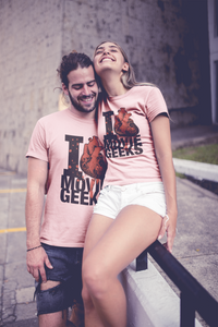 NEW! | I Love Movie Geeks Unisex T-Shirt - Film Threat