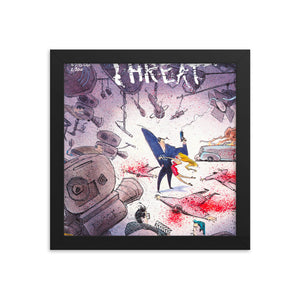 Framed Film Threat #15 Cover Poster