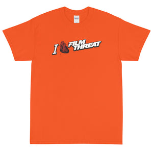 NEW! | I Heart Film Threat Short Sleeve T-Shirt