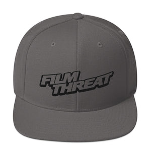 Film Threat Snapback Hat