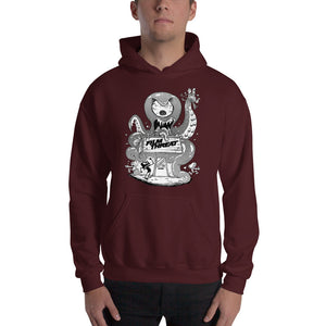 Slateboy Octopus Monster Unisex Hoodie
