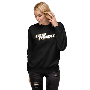 Film Threat Goldline Unisex Sweater - Film Threat