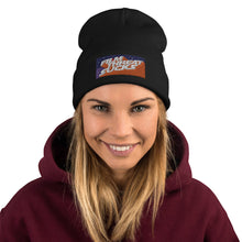 Load image into Gallery viewer, Embroidered Film Threat Sucks Beanie - Film Threat