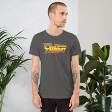Load image into Gallery viewer, BEST SELLER! | Back To The Film Threat Unisex T-Shirt - Film Threat