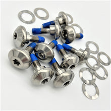 Load image into Gallery viewer, Harley GR5 Titanium Rotor Bolt Kit (10 pcs.)