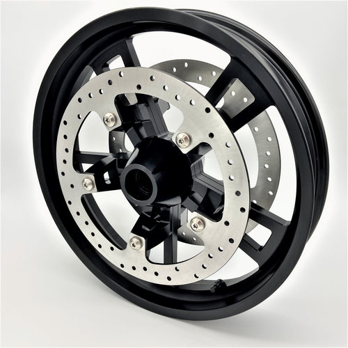 "Harley 19"" and 21"" Forged Wheel Kit with 14"