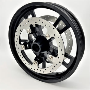 "Harley 19"" and 21"" Forged Wheel Kit with 14"" Brake Rotors"