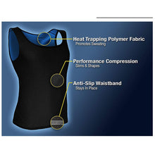Load image into Gallery viewer, Lose My Stomach: Sauna Sweat Vest