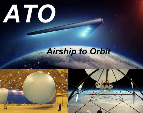 Airship to Orbit PDF - Dark Sky Market